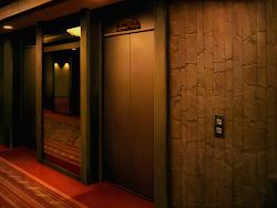 anime background landscape indoor scenery hall